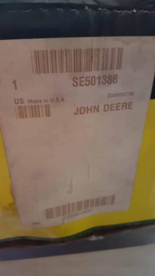 John Deere se501388