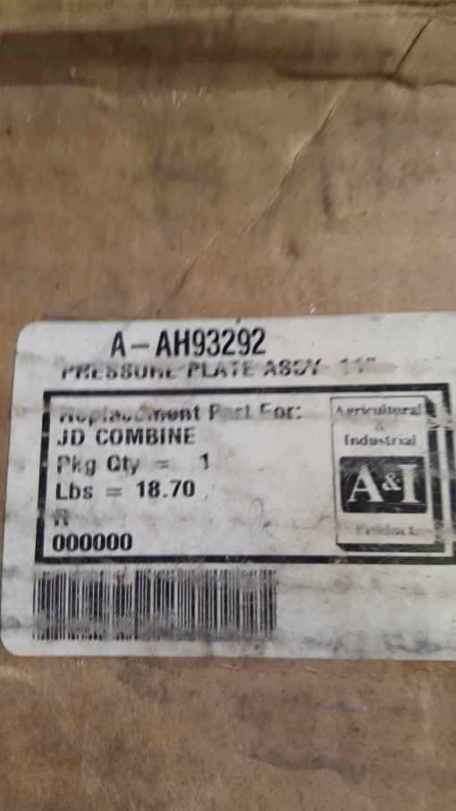 A&I a-ah93292