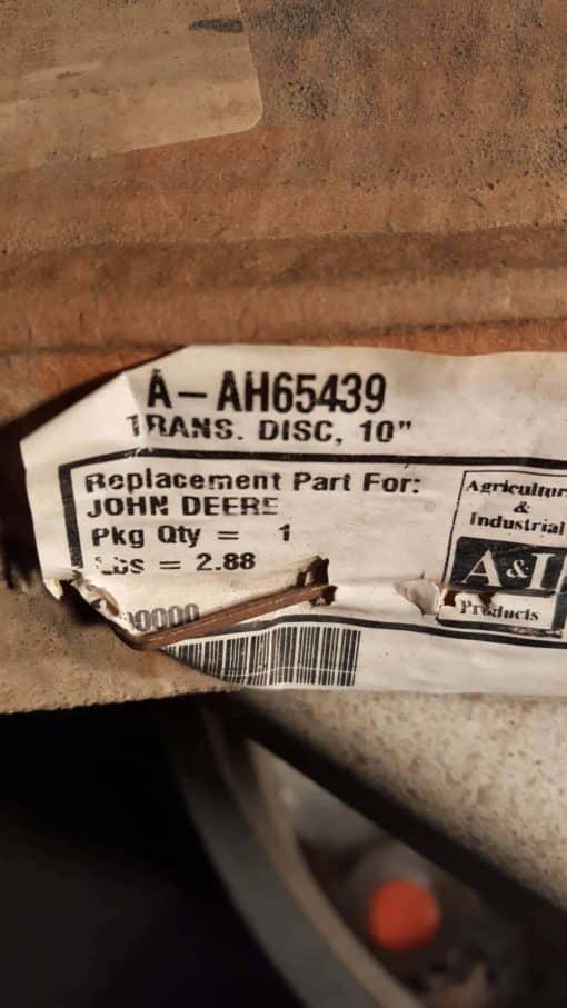 A&I a-ah65439