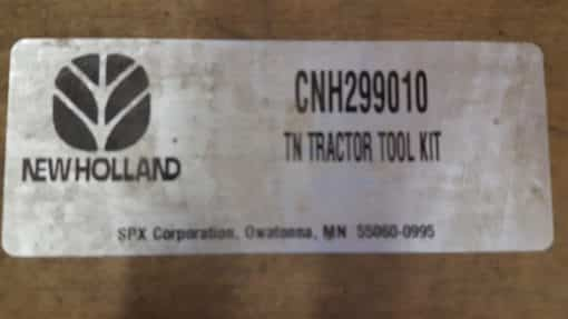 New Holland cnh299010